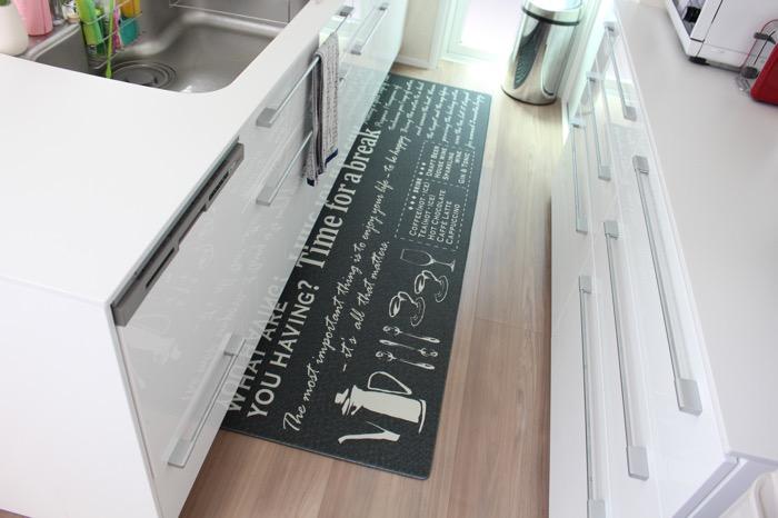キッチンマット_ニトリ