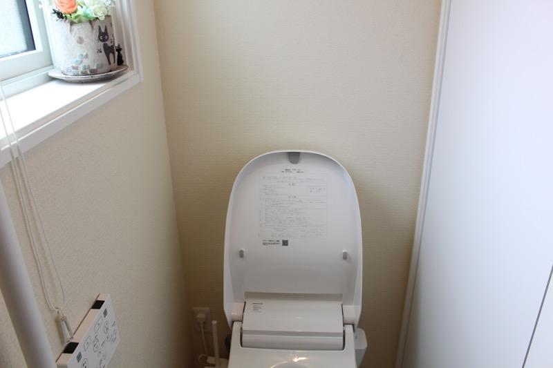 1階トイレ_カウンターなし