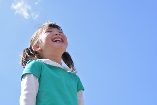 子ども_笑顔