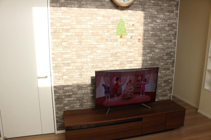 テレビに直射日光_3