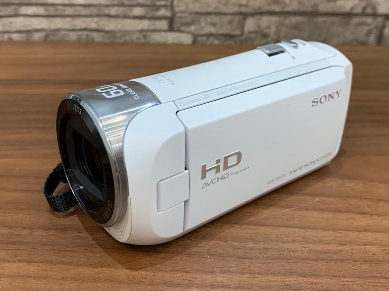 ビデオカメラ_HDR-CX470