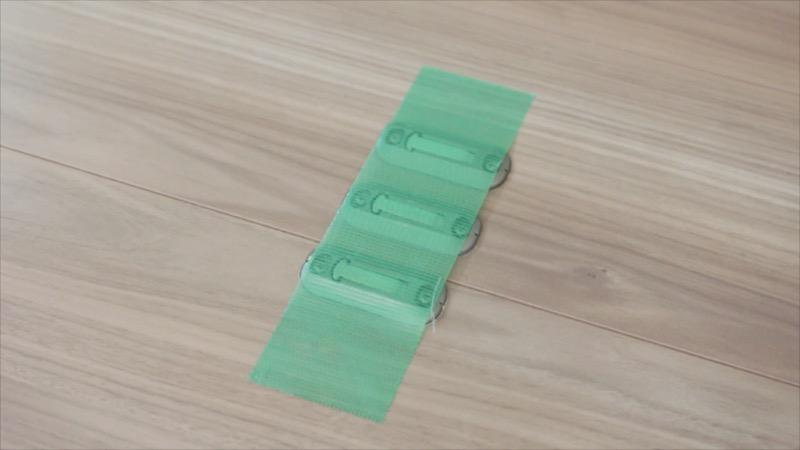 吊り戸_床部品_テープ