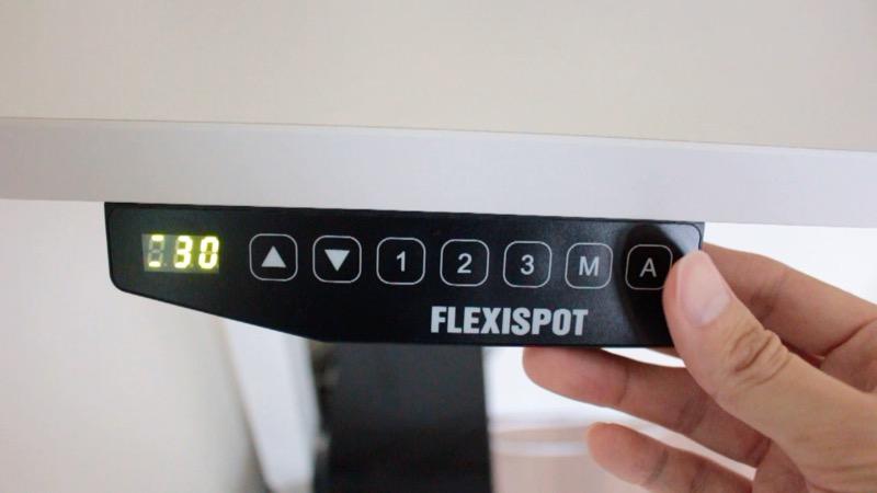 FLEXISPOT_タイマー