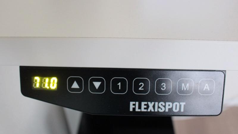 FLEXISPOT_ボタン