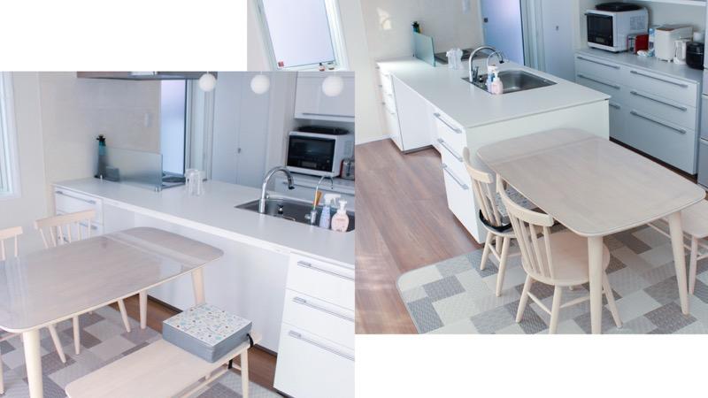 キッチンとダイニング_対面vs横並び_背景