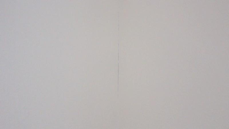 壁紙クロスの亀裂_階段