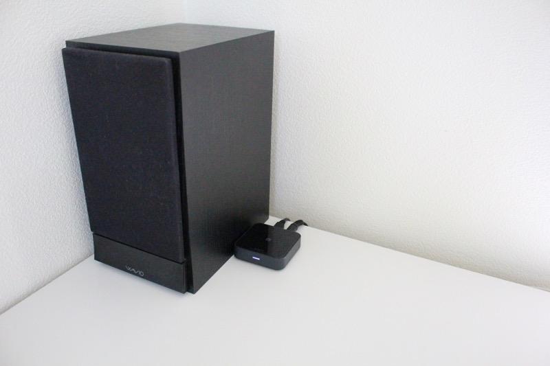 Bluetoothレシーバー_スピーカー_1