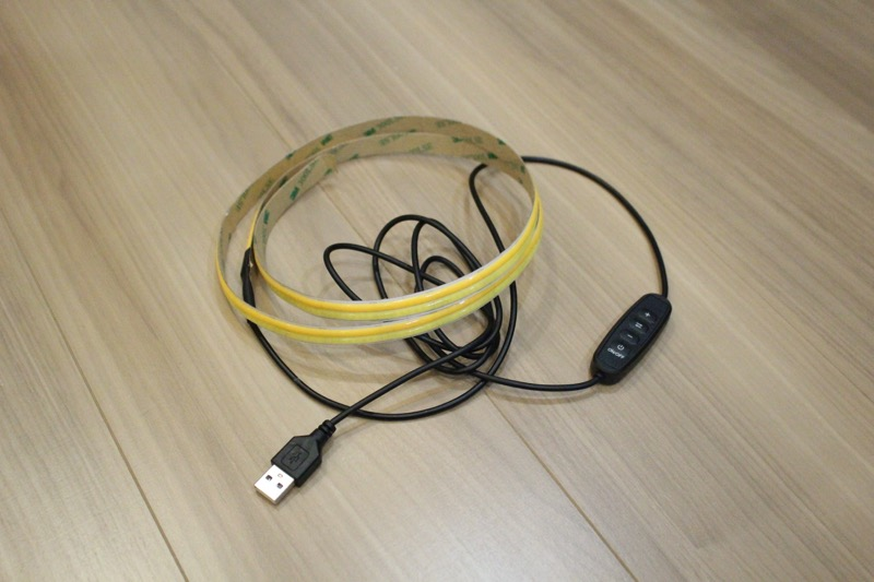 LEDテープライト_ニホンの貼レルヤ