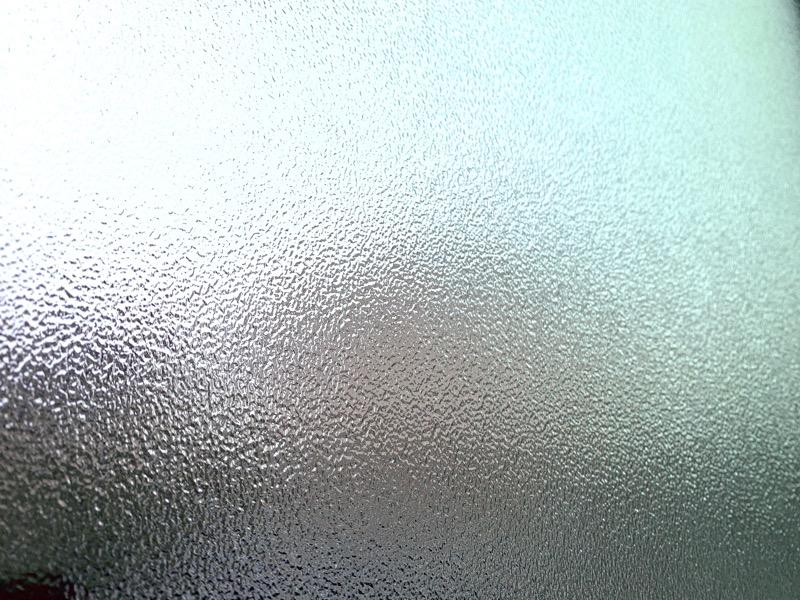 窓_かすみガラス