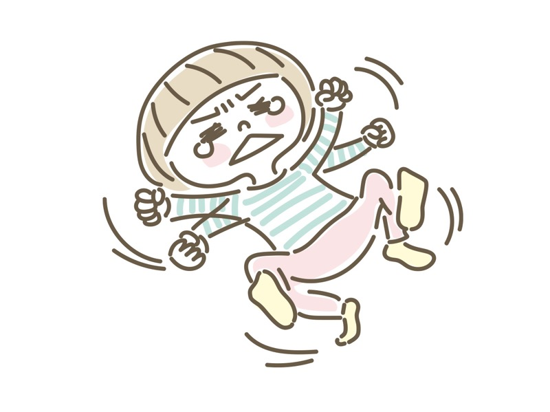 子どものイヤイヤ_イメージ