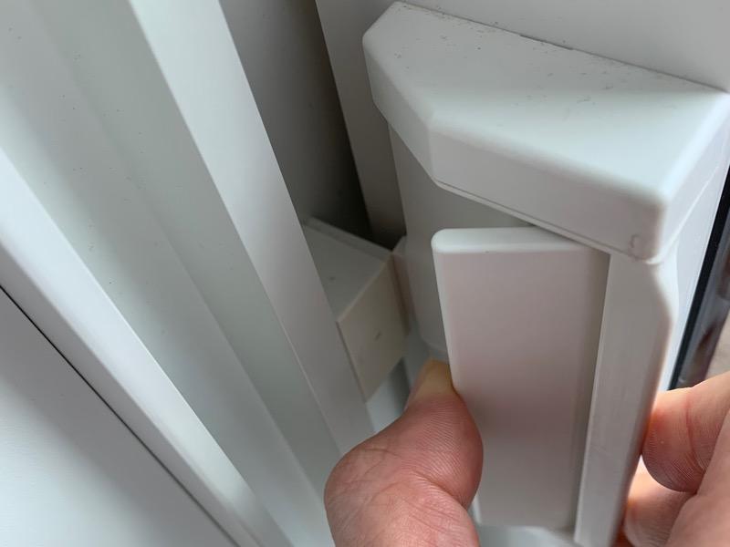 窓の取手部分1